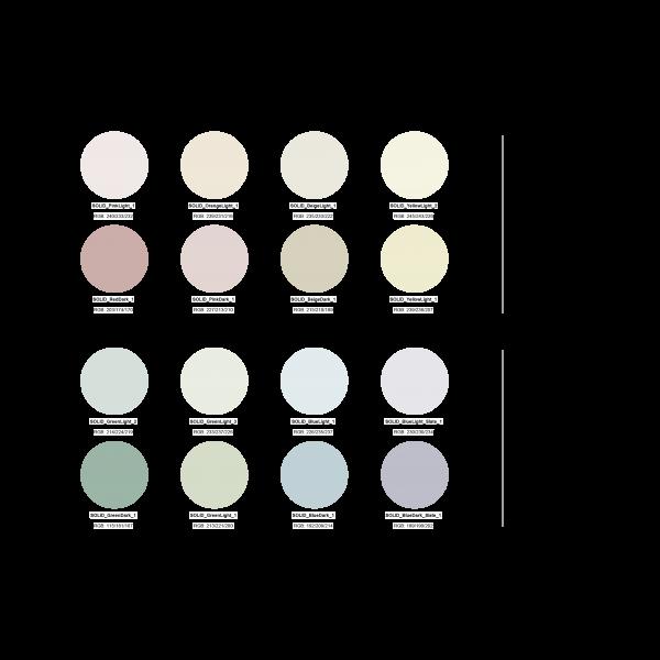 Fill Regions - Colour